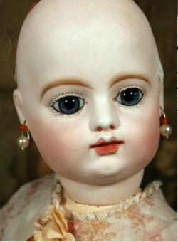 Vintage Seeley S152 Marque III Doll Mold Vernon Seeley Doll Head 1984